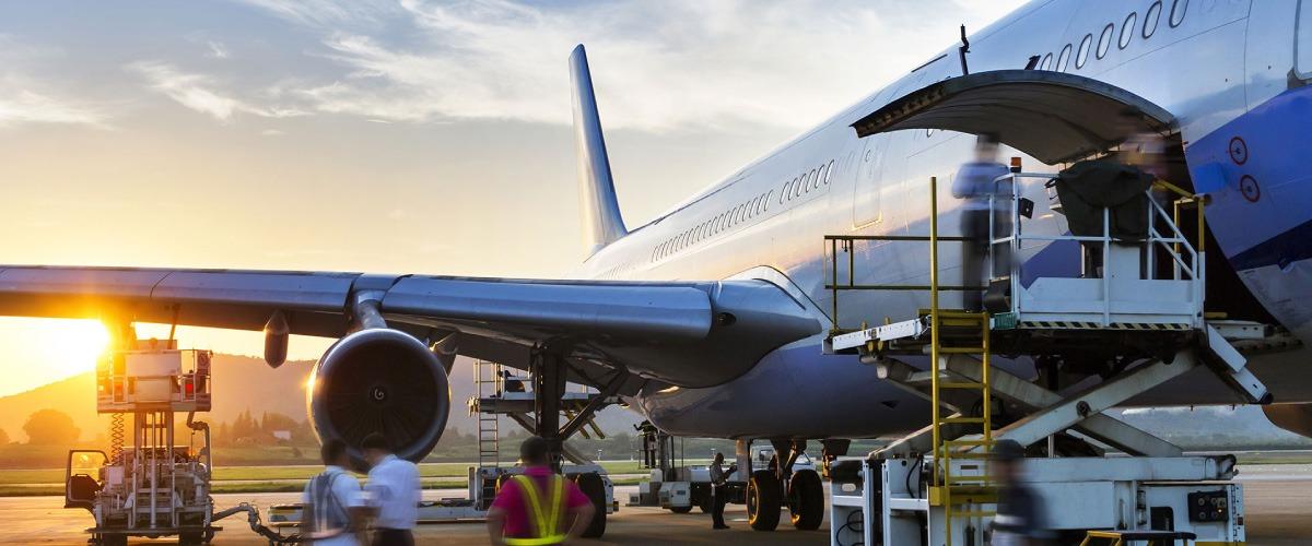 Transporte Aéreo de Mercadorias, Carga Aérea - Justlog