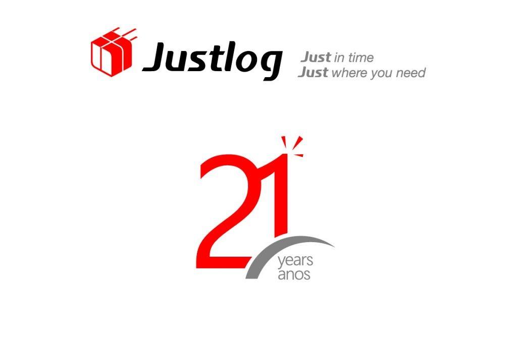 Justlog celebrates today 21 years of existence. - JUSTLOG